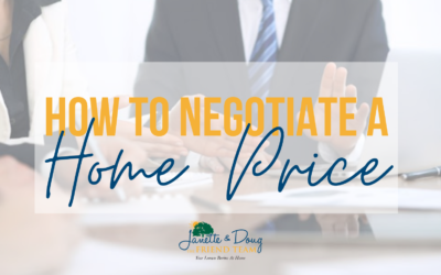 How to Negotiate a Home Price
