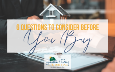 6 Questions to Consider Before You Buy