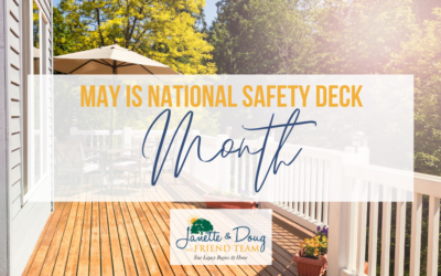 May is National Safety Deck Month